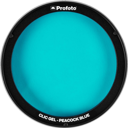 Clic Gel Peacock Blue